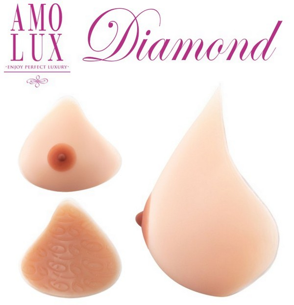 c3d86685a Dreamlike breast forms DIAMOND - absolutely Special-Trade GmbH