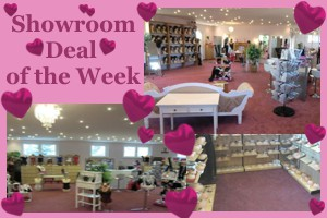 Special Deal of the Week - special offers exclusively only available in our showroom