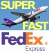 FedEx Federal Express - Super fast shipping