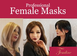 Femline professional female masks