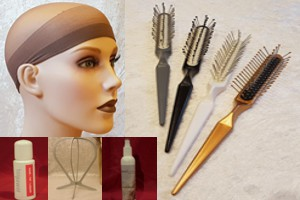 Wig Care and Accessories