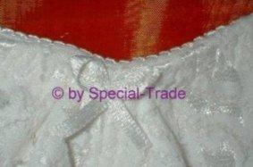 sweet white bow