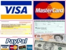 Large selection of secure and fast payment methods